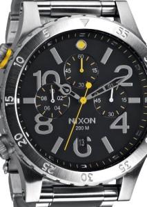 Nixon XXL-Herrenuhr 48-20 Chrono Chronograph A486000-00