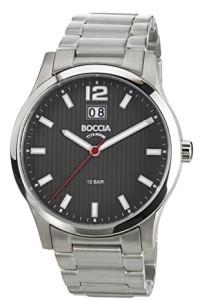 Elegante Herren-Armbanduhr Boccia 3580-02