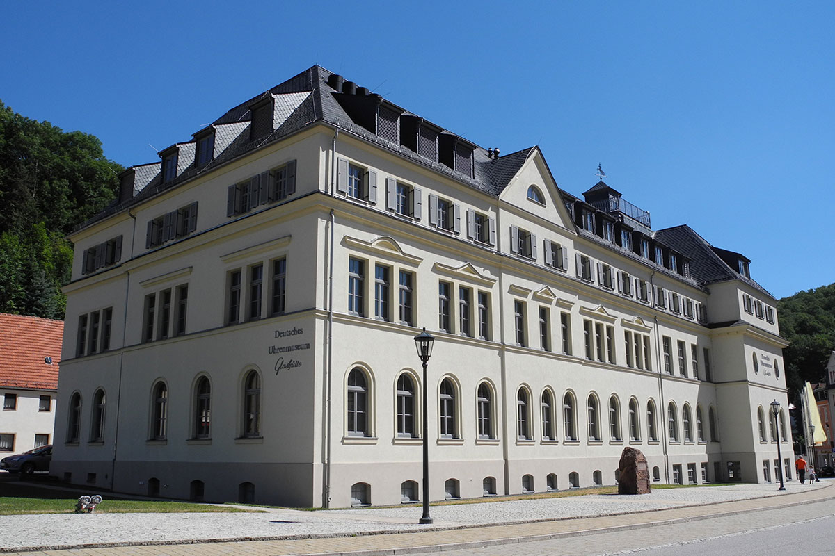 Deutsche Uhrmacherschule in Glashütte