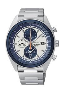 Seiko Herren-Armbanduhr SNDF87P1 mit Chronograph