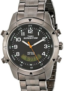 Timex Expedition Metal Combo T49826D7