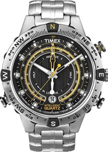 Timex Herrenuhr Tide Temp Compass T2N738