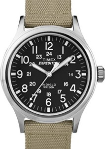 Timex Expedition Scout T49962 mit einfachem Design