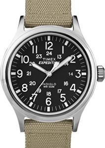 Timex Expedition Scout T49962 mit einfachem Design