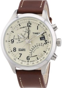 Timex IQ Fly-Back Chronograph T2N932D7