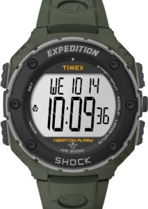 Timex Expedition Shock XL T49951 in Olivgrün