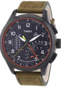 Chronograph Timex IQ Linear Indicator T2P276