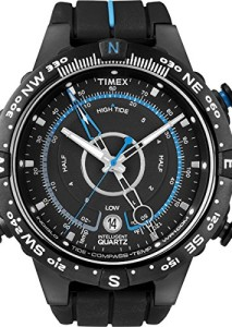 Timex Herren-Armbanduhr IQ Tide Temp Compass T49859D7