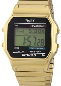 Timex Retro-Uhr T78677 in Gold