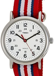 Timex Armbanduhr Weekender Slip Through T2N746D7