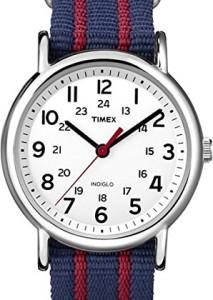 Timex Unisex-Armbanduhr Weekender T2N747D7