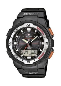 Casio Collection Herren-Armbanduhr Twin Sensor SGW-500H-1BVER