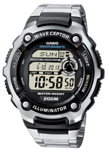 Casio Wave Ceptor WV-200DE-1AVER Digitaluhr
