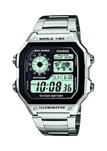 Casio Herren-Armbanduhr AE-1200WHD-1AVEF