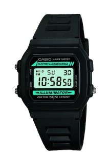 CASIO Collection Retro-Uhr W-86-1VQES