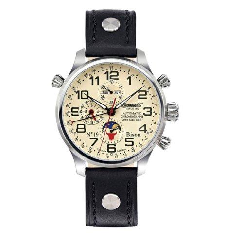 Hochwertige Automatikuhr mit Chronograph Ingersoll IN6106CR
