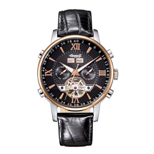 Ingersoll Herren-Armbanduhr IN4503BK mit Automatikuhrwerk