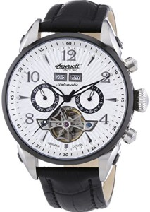 Elegante Ingersoll Herrenuhr Seattle IN4512WHBK