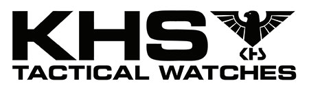 KHS Tactical Watches Logo
