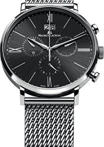 Maurice Lacroix Eliros EL1088-SS002-310 Herrenchronograph mit Großdatum