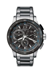 Chronograph Maurice Lacroix Herren-Armbanduhr Miros MI1098-SS042-332