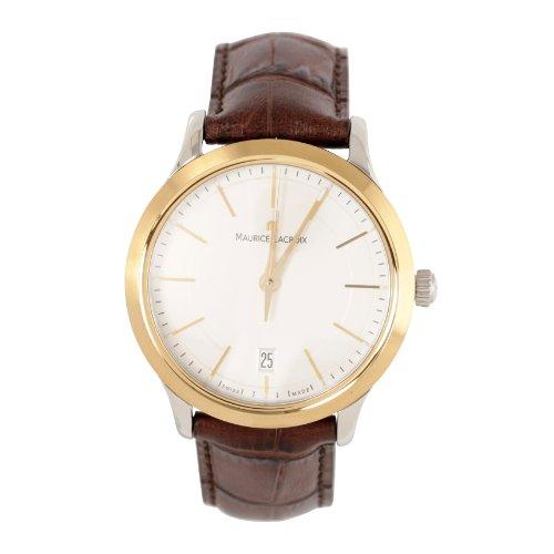 Maurice Lacroix Herren-Armbanduhr Les Classiques LC1117-PVY11-130