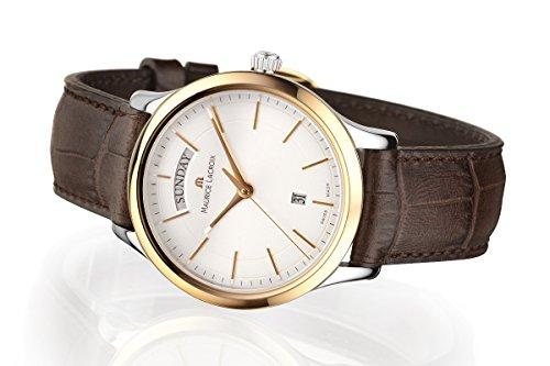 Schöne Herren-Armbanduhr Maurice Lacroix Les Classiques