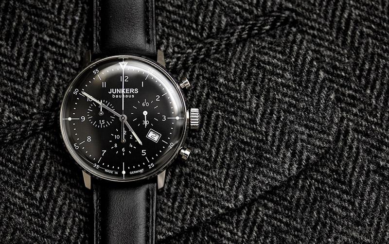 Junkers Bauhaus 6086-2 Chronograph