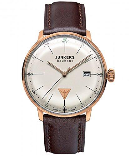 Junkers Bauhaus Uhren – Minimalistische Herrenuhren