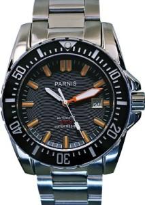 Parnis Hommage Uhren Und Chronographen Mit Automatik