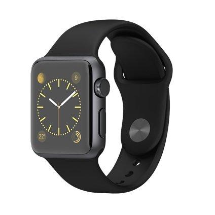 Apple Watch Sport in Space Gray mit Aluminium-Gehäuse