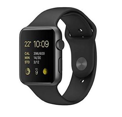 Apple Watch Sport 42mm in Space Gray