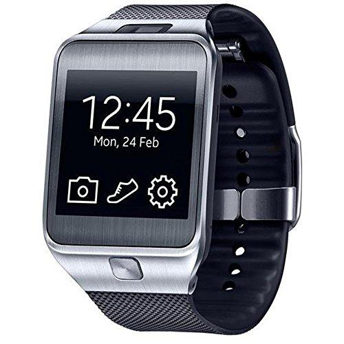 Samsung Gear 2 Smartwatch in Silber-Schwarz