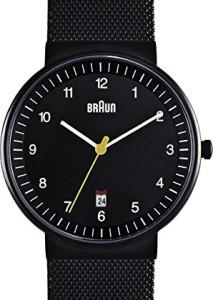 Braun Herren-Armbanduhr BN0032BKBKMHG