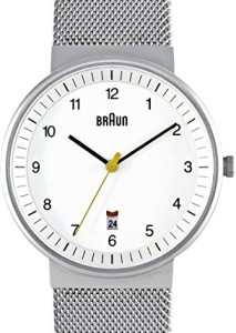 Elegante Herren-Armbanduhr Braun BN0032WHSLMHG