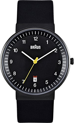 Braun Herren-Armbanduhr BN0032BKBKG