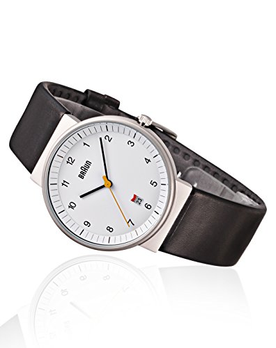 Braun Herren-Armbanduhr BN0032WHBKG