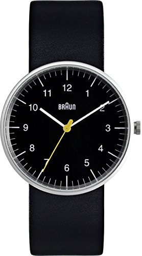 Braun Classic BN0021BKBKG Herrenuhr