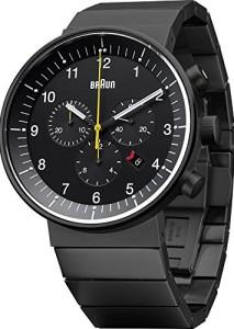 Braun Unisex-Armbanduhr BN0095BKBKBTG