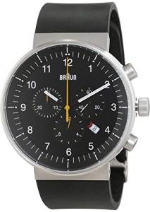 Braun BN0095BKSLBKG Herren-Chronograph