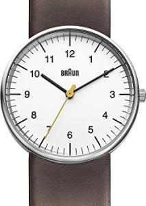 Braun Classic BN0021WHBRG Herren-Armbanduhr