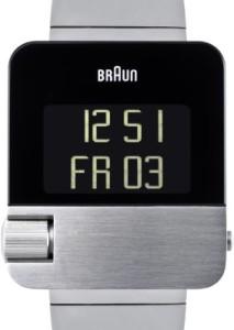 Braun Prestige BN0106SLBTG Digitaluhr
