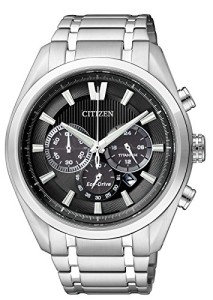 Citizen Super Titanium Chronograph CA4010-58E