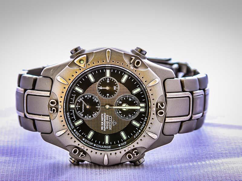 Citizen Titanium Uhr
