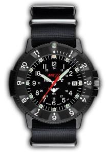 KHS H3 Navigator MK II Einsatz Uhr mit Nato-Armband