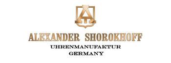 Alexander Shorokhoff Logo