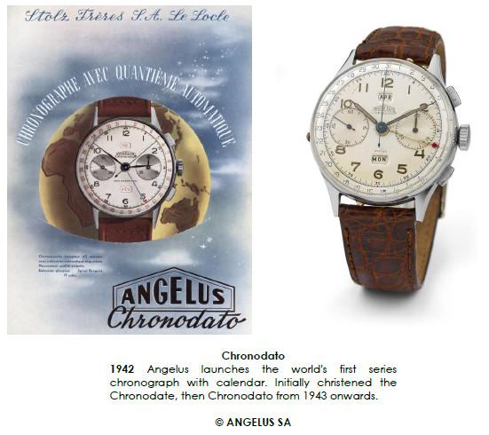 Angelus Chronodate von 1942