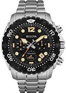 Bulova Sea King 98B244 Taucher-Chronograph