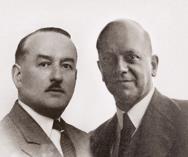 William Baume & Paul Mercier