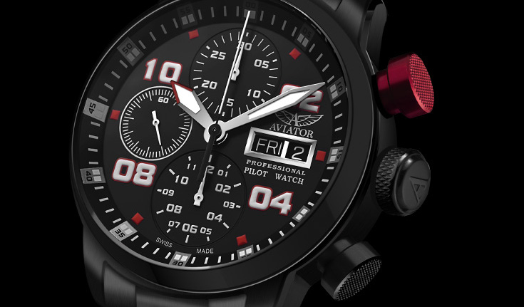 Aviator Uhren